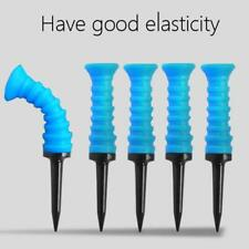 New Design Outdoor Durable Plastic Blue Golf Tees  Golf Accessory 2018