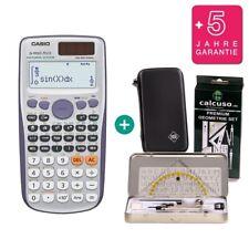 Casio fx 991 es plus calculadora + funda protectora geometrieset garantía