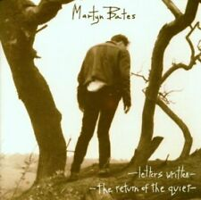 Bates, Martyn - Letters Written/The Return ... CD NEU