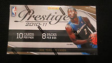 Panini Prestige Basketball Trading Card Box AUTOGRAPH CARD KOBE Bryant ? 2010