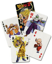 Deck of Dragonball Z Poker Playing Cards!