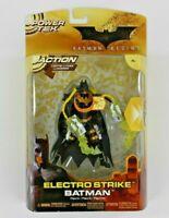 Batman Begins Electro Strike Batman Action Figure - Batteries Required