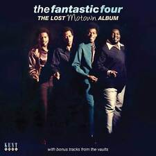 The Fantastic Four - The Lost Motown Album (CDTOP 434)