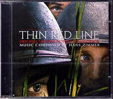 The Thin Red Line Hans chambre OST MUSIQUE DE FILM CD Terrence Malick RCA HDCD Nouveau neuf dans sa boîte
