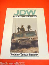 JANES DEFENCE WEEKLY - DRAGON HAMMER - MAY 30 1992 VOL 17 # 22