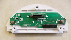 """""""No Sound & No Charging"""" Repair For White Bose SoundDock 1 Type A Docking Board"""