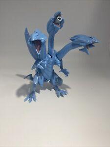 "Yu-Gi-Oh Blue-Eyes ULTIMATE DRAGON 8"" Action Figure Mattel 1996"