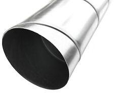 Wickelfalzrohr NW 200 mm Lüftungsrohr Stahl verzinkt 1,0 m SREN2001000