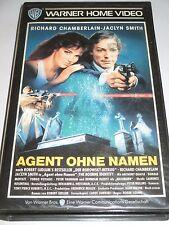 Agent ohne Namen - VHS/Thriller/Richard Chamberlain/Jaclyn Smith/Warner