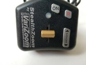 VariZoom VZ-Stealth Miniature Control for cameras VX2000 Z1U DSR 250 NX5 Z7U