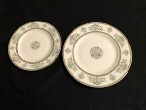 Minton Henley Pattern 1 Salad Plate AND 1 Bread & Butter Plate