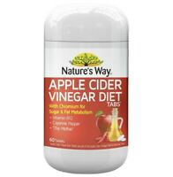 Nature's Way Apple Cider Vinegar 1200mg 90 Tablets