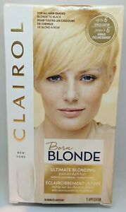 Clairol Born Blonde Ultimate Blonding Hair Color
