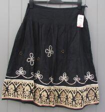 Willi Smith Stunning Black Skirt size US 12 UK 14