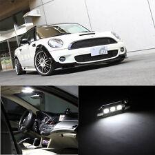 17pcs white Interior LED light bulb kit for Mini Cooper R 55 R 56 (2010-2014)