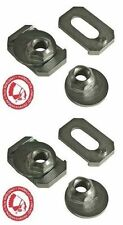 SPC FRONT FORD ADJ CAM NUT CAMBER CASTER KIT SET 86250