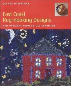 East Coast Rug-Hooking Designs