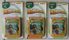 24 pochettes scellées de MADAGASCAR .120 stickers
