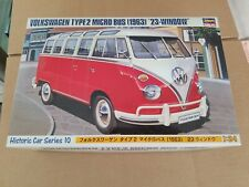Hasagawa HC10 '63 Volkswagen Type 2 Micro Bus 23 Window