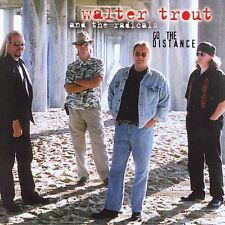 WALTER TROUT AND THE RADICALS: GO THE DISTANCE (CD)