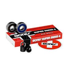 x8 Bones Super Swiss Precision Skateboard/Scooter/Roller Derby Bearings