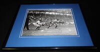 Rogers Hornsby 1930 Framed 11x14 Photo Display
