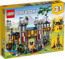 LEGO® Creator 31120 Mittelalterliche Burg NEU OVP + Gratis Geschenk!