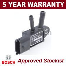 Bosch DPF Exhaust Pressure Sensor Diesel Particulate Filter MAP 0281006207