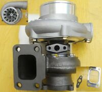 GT35 Anti-surge Compressor A/R.70 A/R .63 turbine T3 flange GT3582  turbocharger