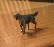 Dog Figurine Irish Setter Pewter Figure Figurine