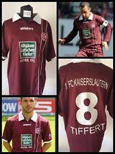 FC KAISERSLAUTERN ULHSPORT TIFFERT TRIKOT FUSSBALL MAGLIA CALCIO JERSEY VINTAGE