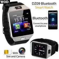 2016 DZ09 Reloj Inteligente Smart Watch Bluetooth 2G SIM Para iPhone Android