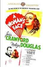 A Woman's Face DVD 1941 Joan Crawford, Melvyn Douglas, Conrad Veidt George Cukor