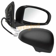 Toyota iQ 2009-> Electric Adjust Wing Door Mirror Paintable Cover Drivers Side