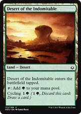 4x Desert of the Indomitable (deserto delle unbezwingbaren) Hour of Devastation Magi