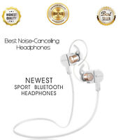 Bluetooth Earbuds Best Noise Cancelling Wireless Headphones Headset Sports Gym