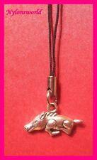 * WILDSCHWEIN * Handyanhänger Schlüsselanhänger Taschenanhänger NEU   (c213)