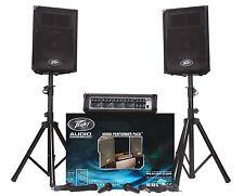 Peavey Pro Audio PA Speaker Systems