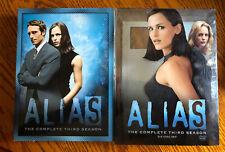 Alias - The Complete Third Season (DVD, 2004, 6-Disc Set)