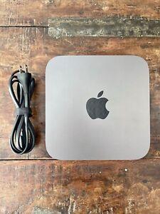 2018 Mac Mini 3.2GHz i7 6-Core 32GB RAM 512GB SSD FAST SHIP - Mint