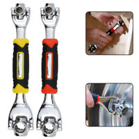 New 48 in 1 Universal Wrench Handy Adjustable Tool Multi-Function Socket Spanner