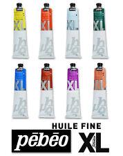 Pebeo Studio XL Fine Artist Oil Paint 200ml Tube - 52 Colours Available