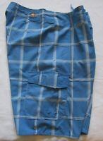 QUIKSILVER MEN'S BOARD SHORTS, PANTS, SIZE 36