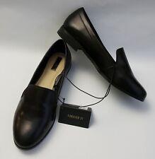 de3206d192 Forever 21 Shoes Flats Black Ballet Loafers NWT Womens Size US 8 EU 38