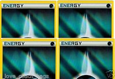 Darkness Energy X 4 Battle Arena Deck PROMO Holo  Darkrai Pokemon Battle Cards