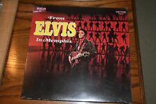 ELVIS PRESLEY VINYL LP FROM ELVIS IN MEMPHIS SEALED