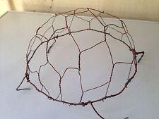 German WW2 Chicken Wire Helmet baskets