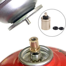 Cylinder Filling Butane Canister Gas Refill Adapter Copper Outdoor Camp Stove LY