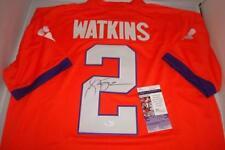 Sammy Watkins signed Clemson Tigers jersey - JSA Certificate - All American WR