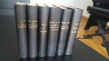 ❤️ Proust Marcel - A la recherche du temps perdu incomplet relié 6 volumes